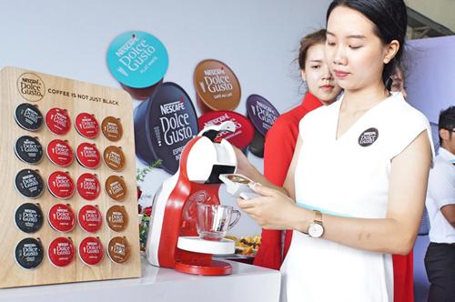 NESCAFÉ Dolce Gusto: Cà phê nén nâng tầm cà phê Việt