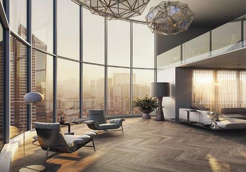 Phía Tây: lợi suất cho thuê căn hộ cao nhất Hà Nội