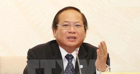 Chủ tịch nước tạm đình chỉ công tác của Bộ trưởng TT&TT