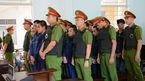 10 bị cáo trong vụ gây rối tại Phan Rí Cửa lĩnh án