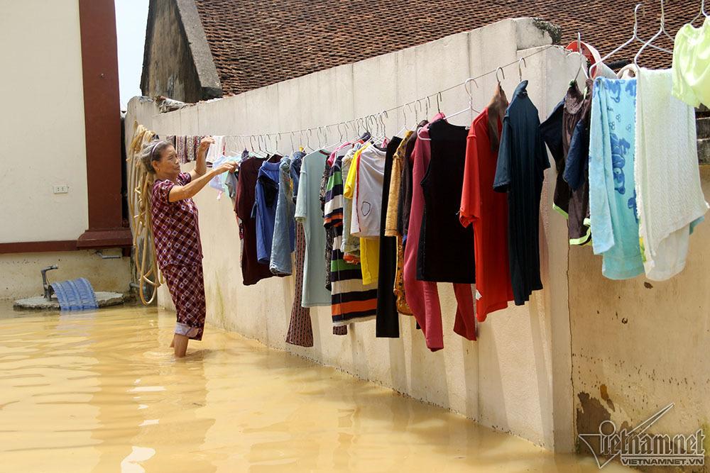 mưa lũ,ngập lụt,Hà Nội