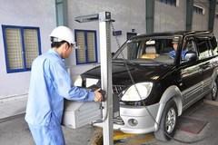 Ô tô đạt chuẩn khí thải thấp sẽ bị dán tem riêng