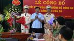 Bổ nhiệm 3 Phó giám đốc Công an tỉnh Điện Biên và An Giang