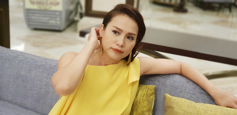 Hoa hậu Ngọc Khánh tiết lộ chồng Tây và kế hoạch nhận con nuôi
