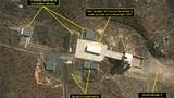 Triều Tiên bắt đầu dỡ bãi thử động cơ tên lửa