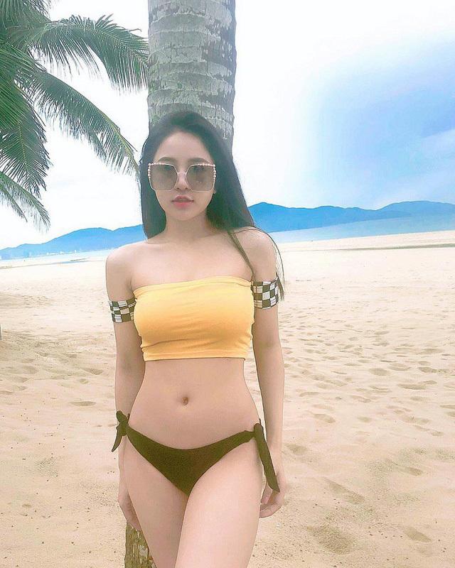 'Hot girl World Cup' Linh Thỏ tiết lộ lí do Trâm Anh bị tẩy chay