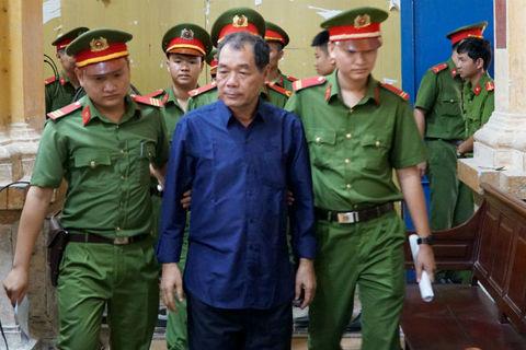 xét xử đại án Phạm Công Danh