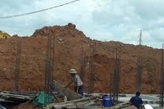 Sau lệnh kiểm tra, 'siêu' dự án ở Vĩnh Phúc vẫn cấp tập thi công