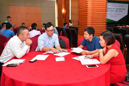 Vietcombank kết nối đầu tư kinh doanh Việt Nam - Nhật Bản