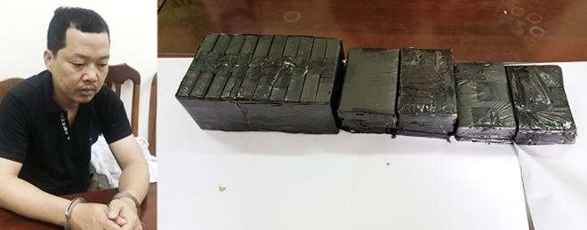 20 bánh heroin phát hiện trong chuồng gà, lộ diện trùm ma túy xứ Lạng