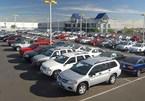 Đột biến ô tô nhập khẩu: Chờ cơn bão giảm giá