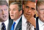 Tổng thống nào được người Mỹ bình chọn là số 1?