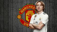MU sắp ký Modric, Chelsea giữ Courtois và Hazard