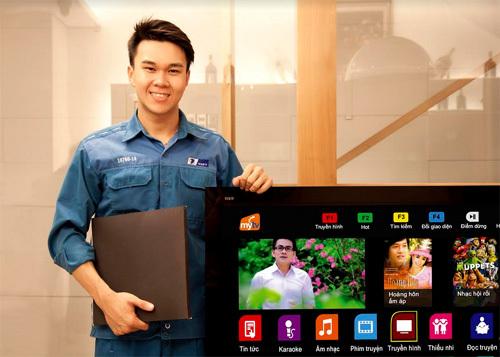 MyTV liên tục đổi mới đáp ứng nhu cầu khách hàng