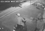 Trộm phá khóa lấy đi ô tô tiền tỷ ở Sài Gòn