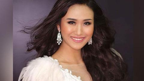 Hoa hậu hoàn vũ Lào