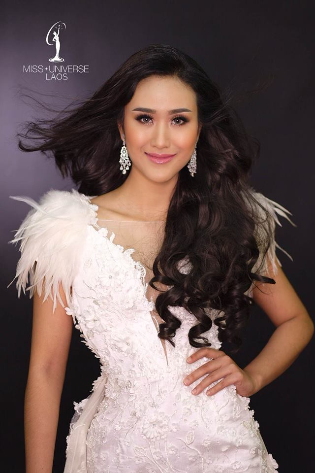 Cô gái Lào có trí tuệ và đẹp độc đáo thi Miss Universe 2018