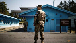Hàn Quốc định giảm chòi gác tại biên giới với Triều Tiên