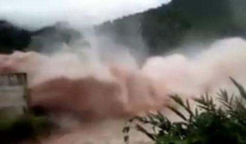 Vỡ đập thủy điện tại Lào, hàng trăm người chết và mất tích