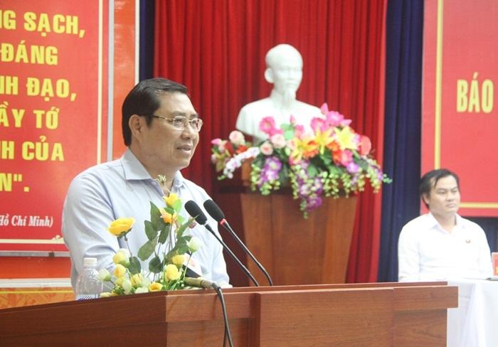 Chủ tịch Đà Nẵng: Vũ 'nhôm' muốn lấy thêm đất, thêm nhà nhưng không được