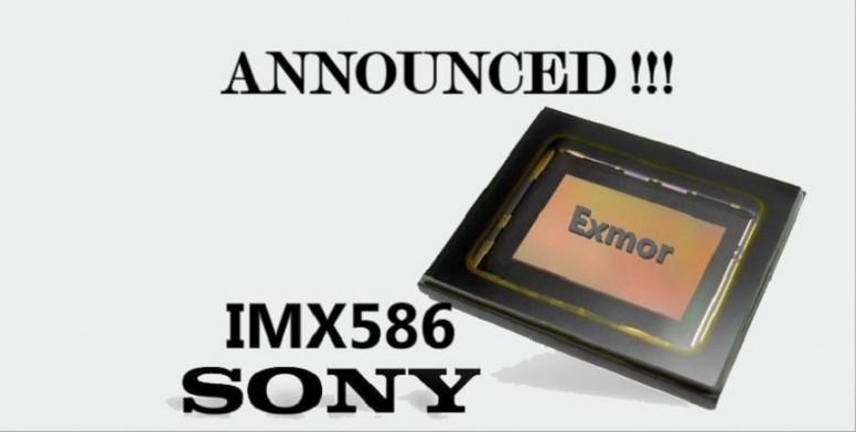 Sony gây bão với cảm biến ảnh di động lớn nhất thế giới