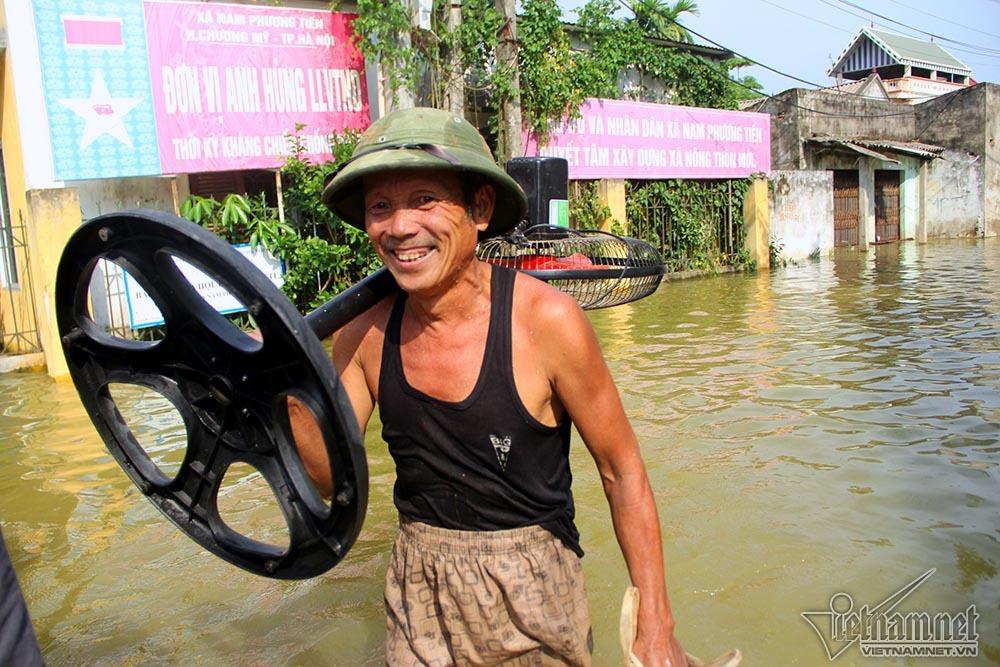 mưa lũ,ngập lụt,lũ lụt,Hà Nội
