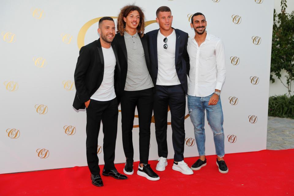 Fabregas,Messi,Suarez,Chelsea