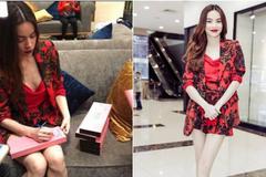 Khi các mỹ nhân Việt bị 'bóc mẽ' chuyện photoshop: 1 bộ váy 2 'số phận'