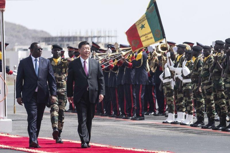 châu Phi,chiến tranh thương mại,Mỹ,Trung Quốc