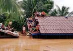 Vỡ đập thủy điện tại Lào