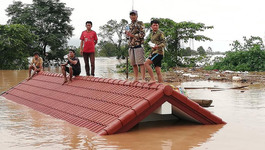 Những vụ vỡ đập thủy điện kinh hoàng không kém ở Lào