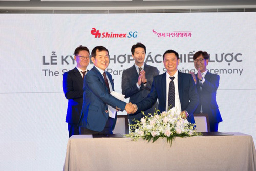 Shimex Sài Gòn 'bắt tay' 3 đối tác chiến lược