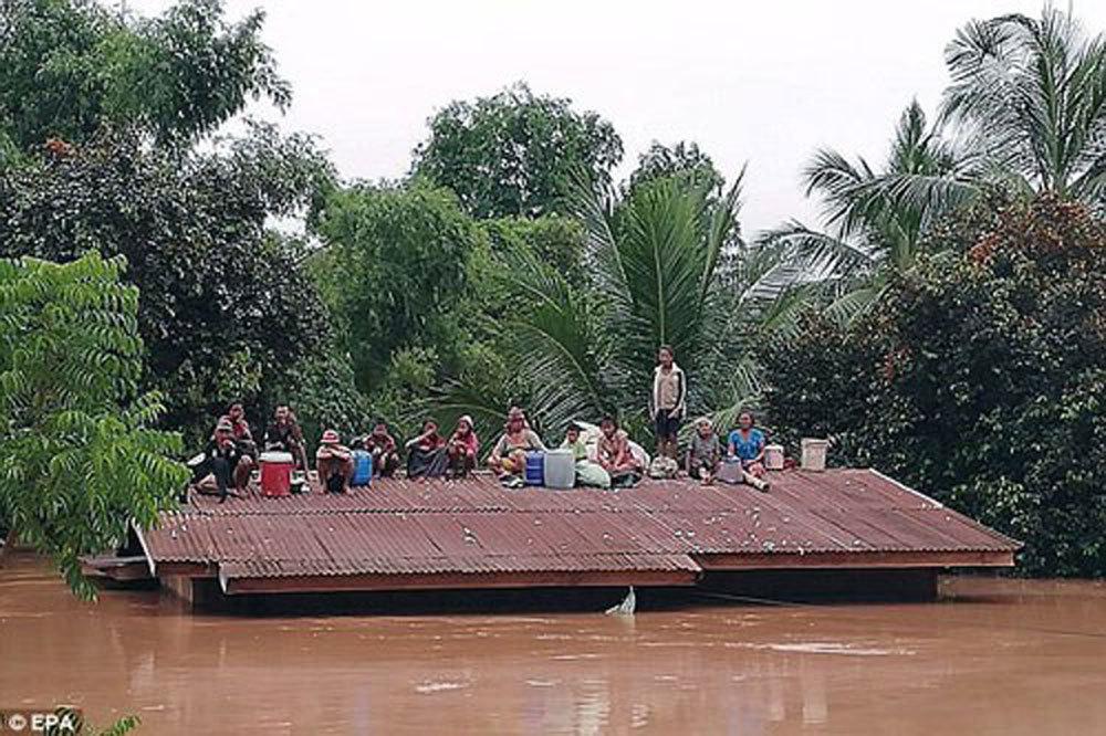 Vỡ đập thủy điện Lào: Bom nước khổng lồ và tác động đến Việt Nam