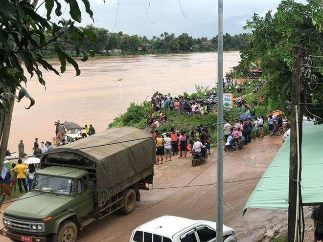vỡ đập thủy điện,Lào,Hoàng Anh Gia Lai,thủy điện