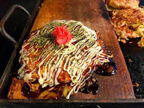 Bay Osaka, khám phá thiên đường ẩm thực độc đáo
