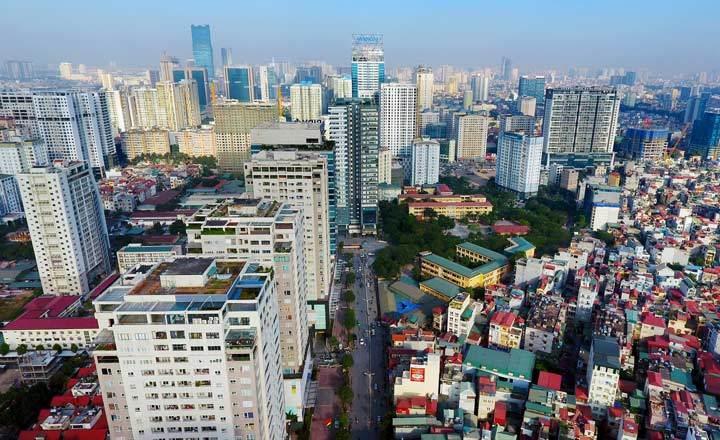 Chẳng dại gì mang 800 triệu mua đất ngoại thành, chọn chung cư mà ở