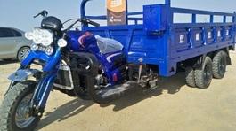 Loạt 'xe tải mô tô' giá từ 35 triệu của Trung Quốc gây xôn xao