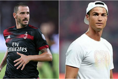 MU giữ Pogba, Juventus mua Bonucci vì Ronaldo
