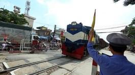 Đường sắt lắp camera giám sát để hạn chế tai nạn