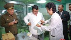 Kim Jong Un yêu cầu cải thiện chế độ ăn uống của binh sĩ