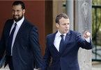 Tổng thống Pháp bịvạ lây vì bê bối của vệ sĩ