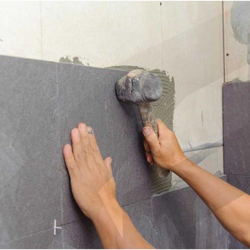 Xử lý gạch ốp tường bị bong tróc