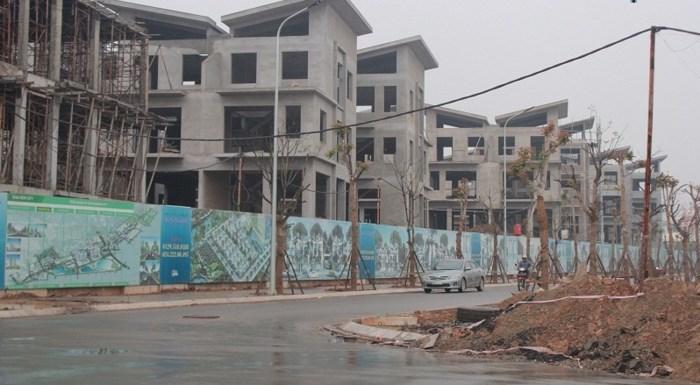 Cấp phép cho 26 biệt thự Khai Sơn sai phạm, Bộ Xây dựng lên tiếng