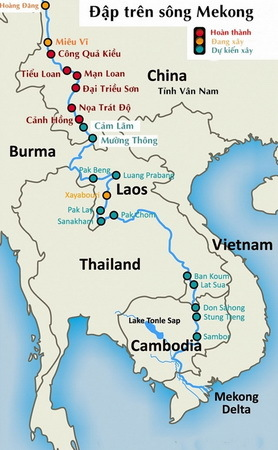 Bộ trưởng TN&MT: Đập thuỷ điện Lào bị vỡ cách Việt Nam 700km