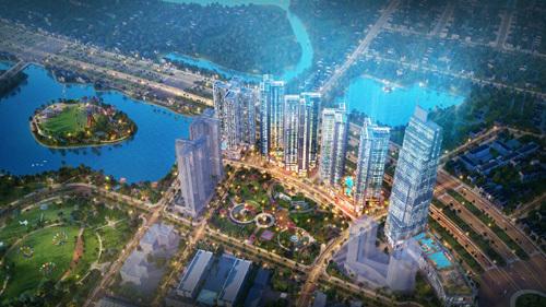 Xuân Mai Corp. 'Nam tiến' với dự án Eco-Green Saigon
