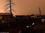 Bí ẩn đám mây khổng lồ biến ngày thành đêm ở Nga