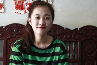 Nữ sinh bị cưa chân trúng tuyển vào Trường ĐH Luật TP.HCM