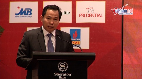 Thứ trưởng Bộ Kế hoạch và Đầu tư Lê Quang Mạnh