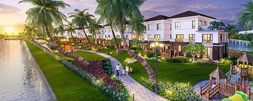 Dự án An Phú Riverside hút khách