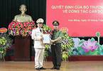 Thiếu tướng Nguyễn Ngọc Toàn giữ chức Giám đốc Công an Cao Bằng